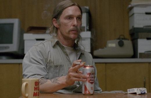 Matthew McConaughey weed habit