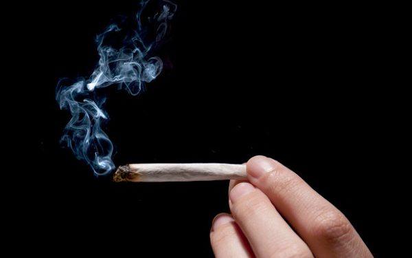 Throat on smoking weed strep Feel like